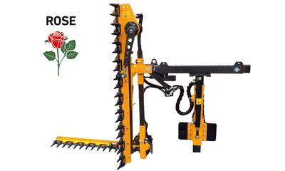 Dry pruner for small plant of roses, rasperry and hedge.